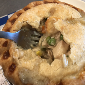 Chicken Pot Pie;